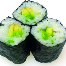 Avocado mini rolls - fujiyamabristol.co.uk