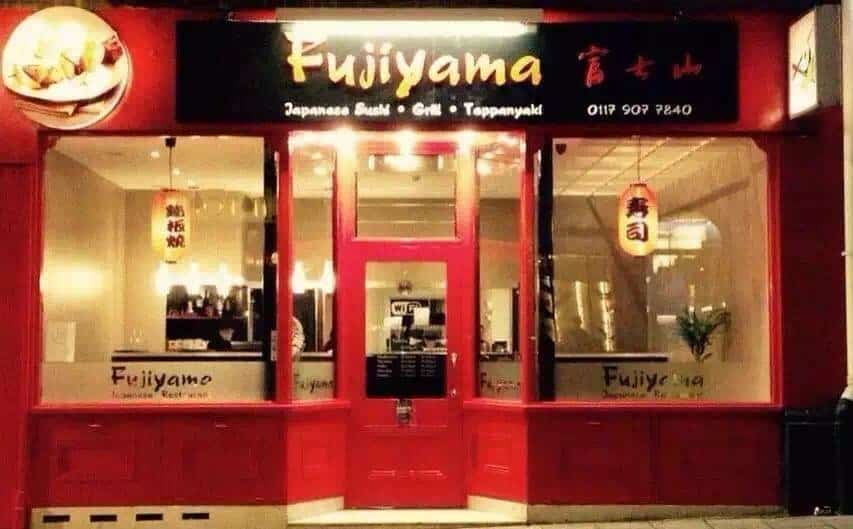 BBC film a TV show at Fujiyama Bristol - fujiyamabristol.co.uk