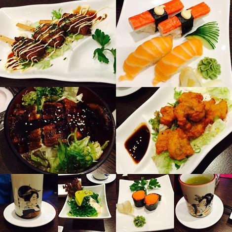Sushi restaurant bristol - fujiyamabristol.co.uk ©2016
